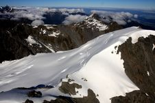 Free New Zealand Mountains Royalty Free Stock Photo - 8643755