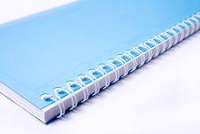 Free Macro View Of Notebook Rings Stock Image - 8643991