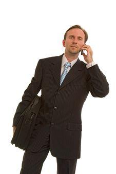 Free Businessmen Royalty Free Stock Photos - 8644348