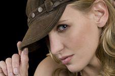Free Female Model Stock Photo - 8644720