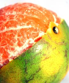 Free Thai Oranges Royalty Free Stock Photos - 8645178