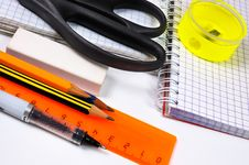 Free Office Accessories Stock Images - 8646434