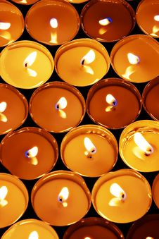 Free Candles Stock Image - 8646481