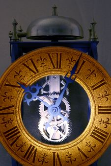 Free Antique Clock Stock Image - 8646651