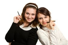 Free Young Businesswomens Stock Photos - 8647003