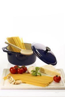 Free Cooking Spaghetti Stock Photos - 8647283