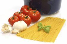 Free Cooking Spaghetti Royalty Free Stock Photos - 8647288