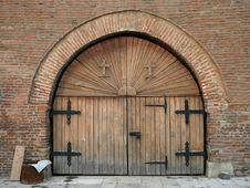Free Wooden Door Stock Images - 8647364