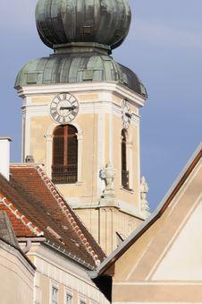 Free Churches In Stein No.3 Stock Photo - 8647510
