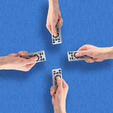 Free Remote Controls Stock Photo - 8648100