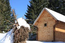 Free Mountain House Stock Image - 8648321