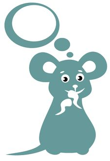 Free Happy Mouse Stock Photo - 8649390