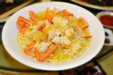 Free Lobster Noodles Stock Photos - 8649703
