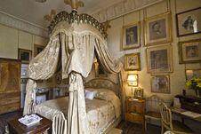 Free Castle Howard Lady Georgianas  Bedroom Royalty Free Stock Images - 86467909