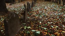 Free Kings Chapel Burial Ground Royalty Free Stock Images - 86467969