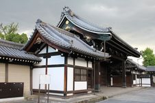 Free Kyoto Imperial Palace Stock Image - 86468121