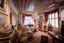 Free Cliffe Castle Music Room Royalty Free Stock Photography - 86468467