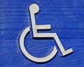 Free Handicap Woodgrain Royalty Free Stock Photo - 8653995