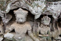Free Carving At Angkor Stock Photography - 8655832