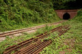 Free Train Tunnel Stock Image - 8657561