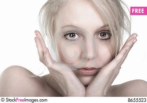 Free Glamour Girl Stock Photos - 8655523