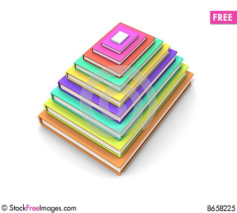 Free Layout Book Royalty Free Stock Photo - 8658225