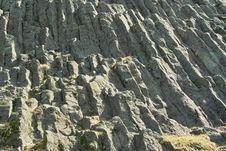 Free Basalt Royalty Free Stock Image - 8650846