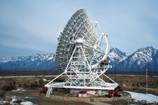 Free Radio Telescope Stock Images - 8651524