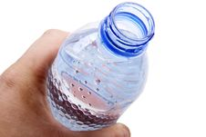 Free Bottle Of Water Royalty Free Stock Image - 8651636
