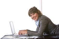 Free Business Woman Modern Office Stock Photo - 8653020