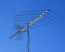 Free Aerial Television Antenna Stock Photos - 8653903