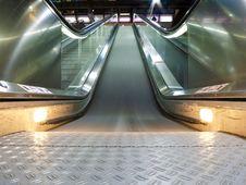 Free Escalator Stock Image - 8653931