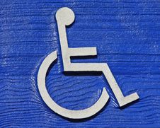Free Handicap Woodgrain Royalty Free Stock Photo - 8653995