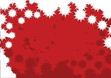 Free Red Christmas Background Royalty Free Stock Image - 8654176