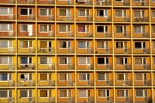 Free Many Flats Together Royalty Free Stock Images - 8654209
