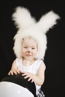 Free Bunny Royalty Free Stock Photography - 8655507