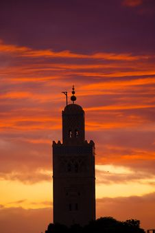 Free Marrakesh Royalty Free Stock Photography - 8655727