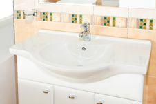 Free Bathroom Sink Stock Photo - 8655780