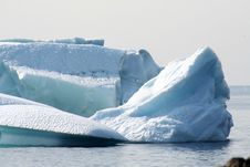Free Icebergs Royalty Free Stock Image - 8655866