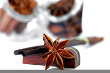 Free Anise Star Stock Image - 8656491