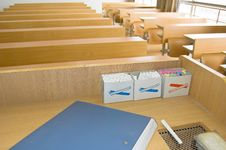 Free University Classrooms Stock Photo - 8656630
