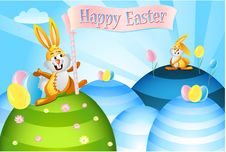 Free Easter Rabbits Stock Photos - 8657053