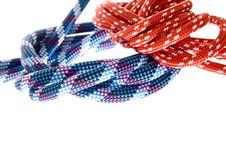 Free Climbing Rope Royalty Free Stock Photography - 8657447