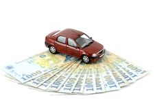 Free Car And Money Stock Images - 8657704