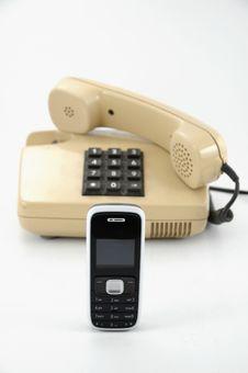 Free Phones Stock Photos - 8657763