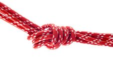 Climbing Rope Stock Image