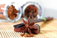 Free Anise Star Royalty Free Stock Images - 8658069