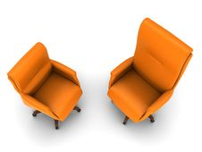 Free Office Chair Stock Photo - 8658740