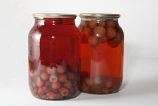 Free Preserves Royalty Free Stock Images - 8659019