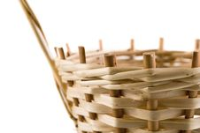 Wicker Royalty Free Stock Images
